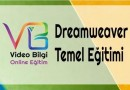 Ders 21: Adobe Dreamweaver Insert > Javascript Spry Collapsible Panel